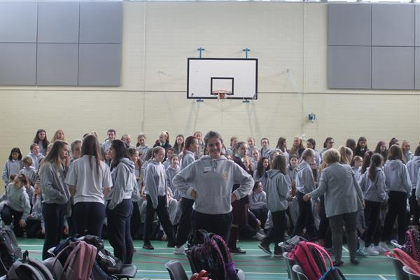 First Years' First Day
