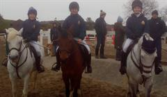 Equestrian Interschools Final