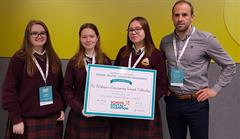 School Digital Champion Project Showcase