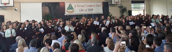 Sixth Year Graduation