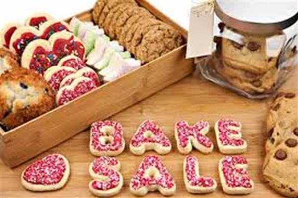Bake Sale in St. Wolstan's Brings in the Dough.