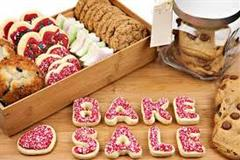 Bake Sale in St. Wolstan's Brings in the Dough.