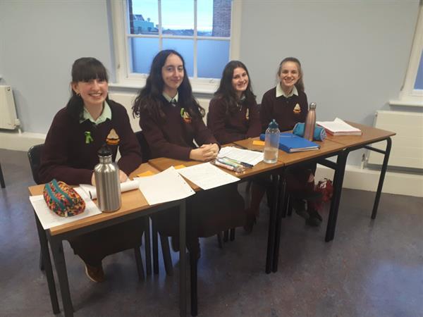 Senior Spanish Debating Success