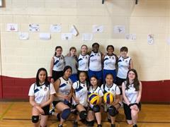 U16 Volleyball Blitz