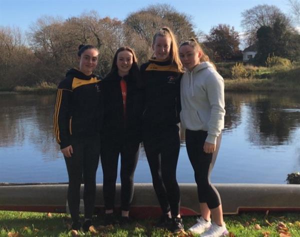 Success for newly-Canoe Club
