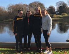 Success for recently-established Canoe Club