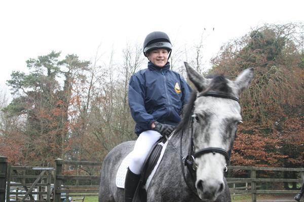 Inter-schools Equestrian Event.