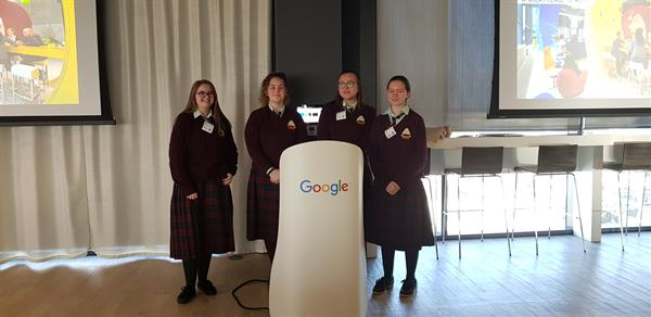 Google Friday 8th February