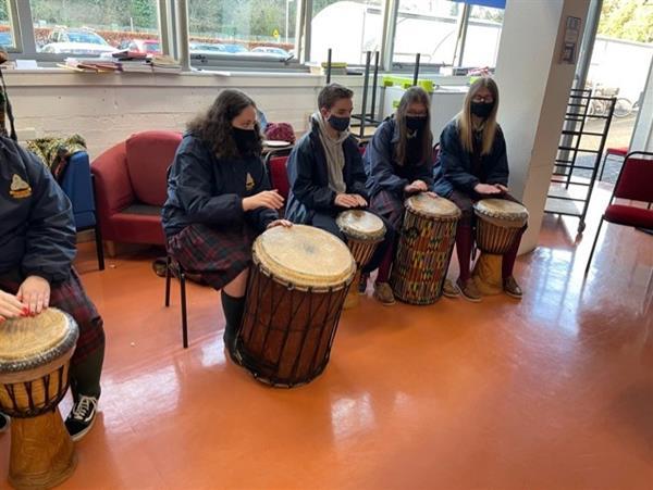 TY Drumming Workshop