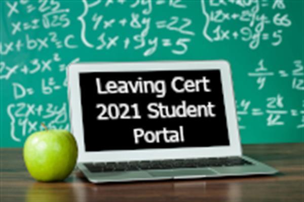 Leaving Cert Portal Open